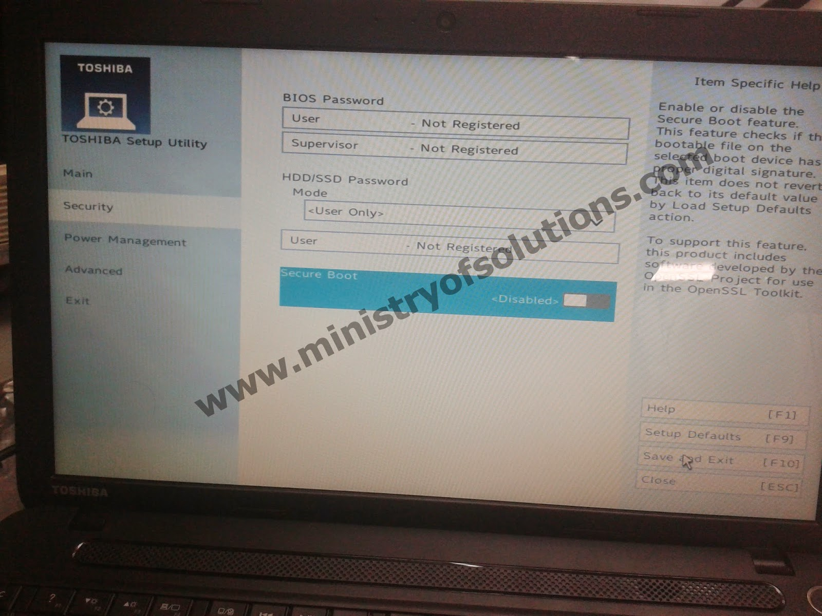 Solved] Toshiba Satellite C50-A Windows 7 Installation