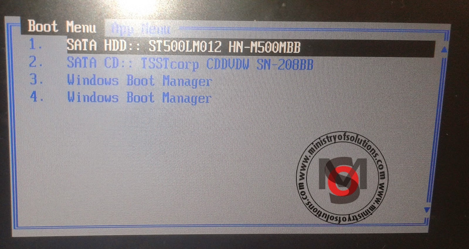 Solved] Samsung NP300E5C stuck at boot menu - Ministry Of Solutions
