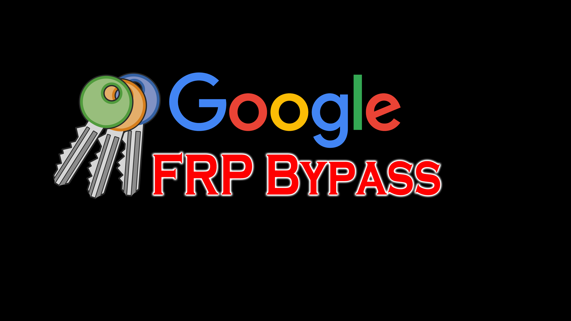 FRP/Google Account Removal - Ministry Of Solutions
