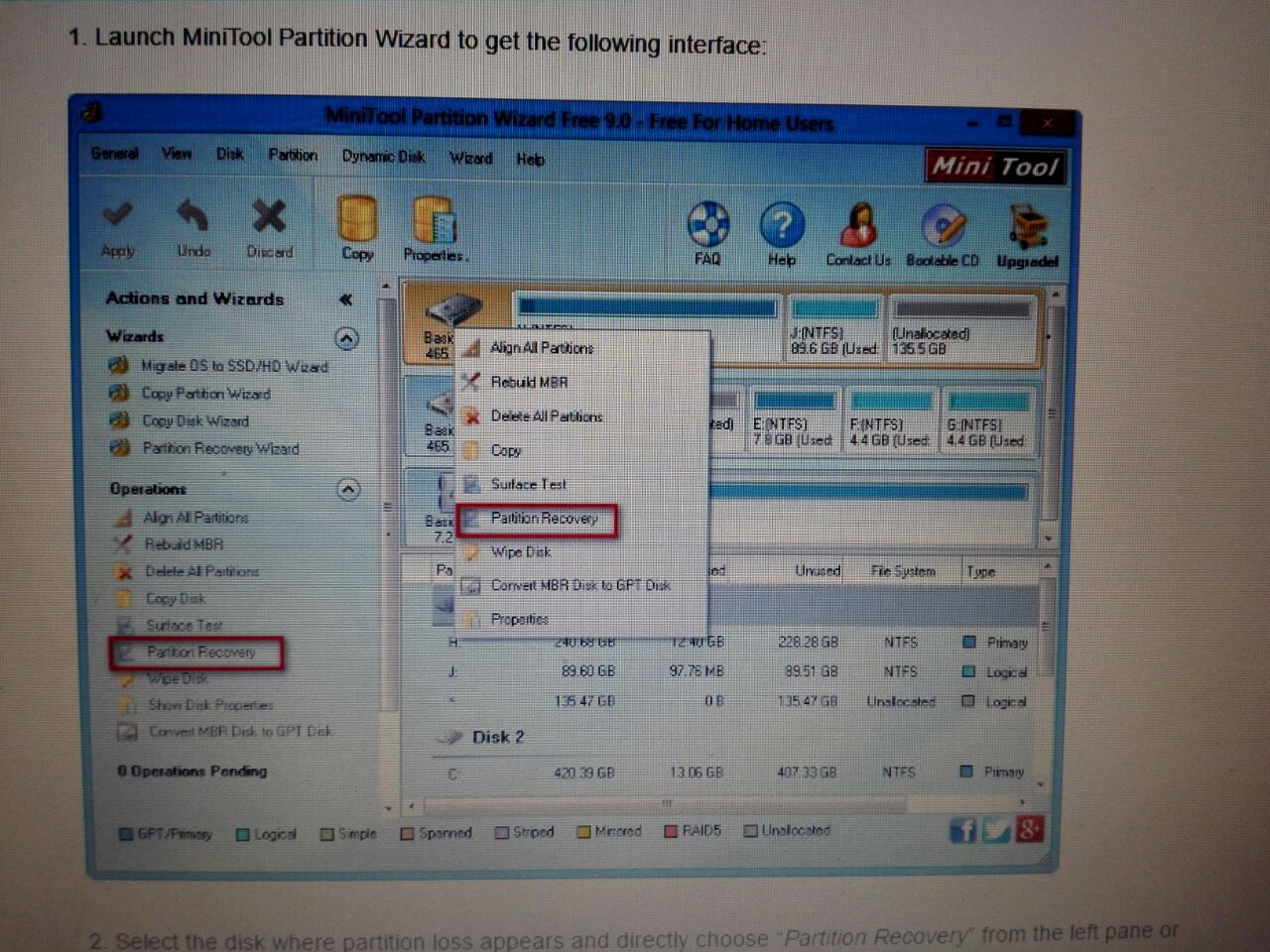 Solved] Disk unknown not initialized - Ministry Of Solutions
