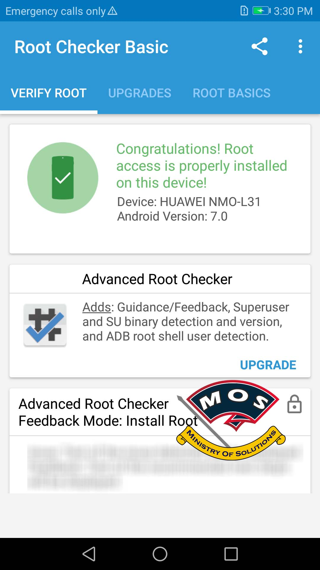 Huawei Honor 5c/GT3/Honor 7 Lite Root for Nougat - Ministry