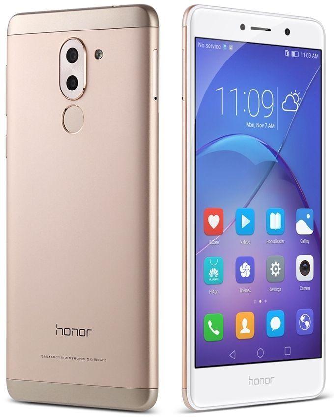Huawei Honor 6X BLL-L23 Nougat B300 (Entel-Latin America