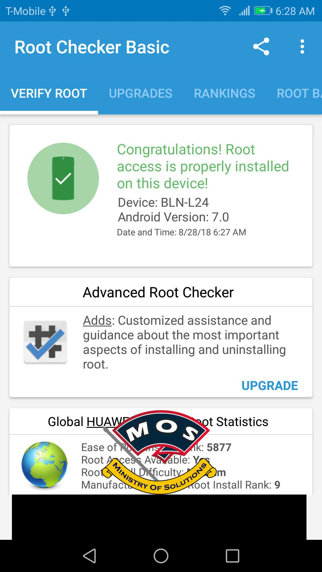 Honor 6X Nougat TWRP and Root (Magisk) - Ministry Of Solutions