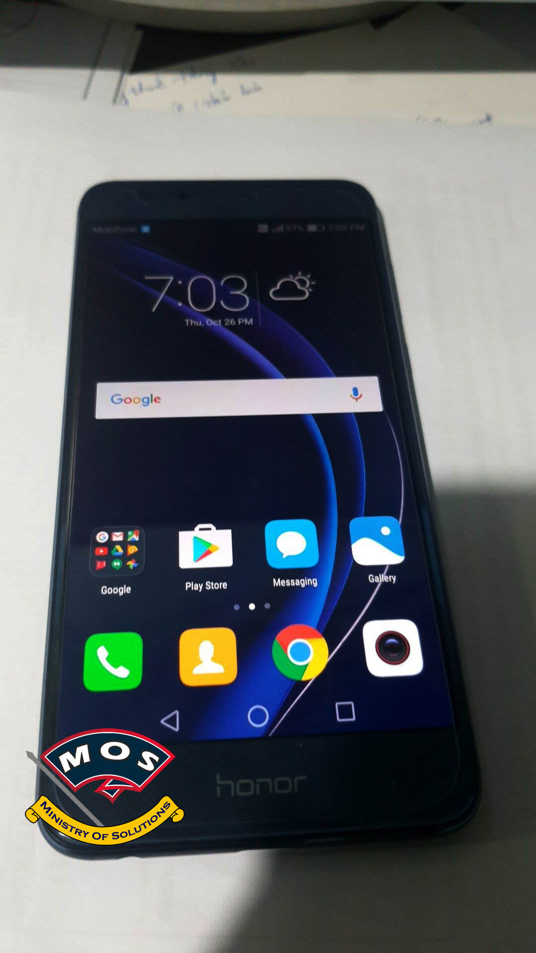Honor 8 Rebrand (Convert Chinese to International