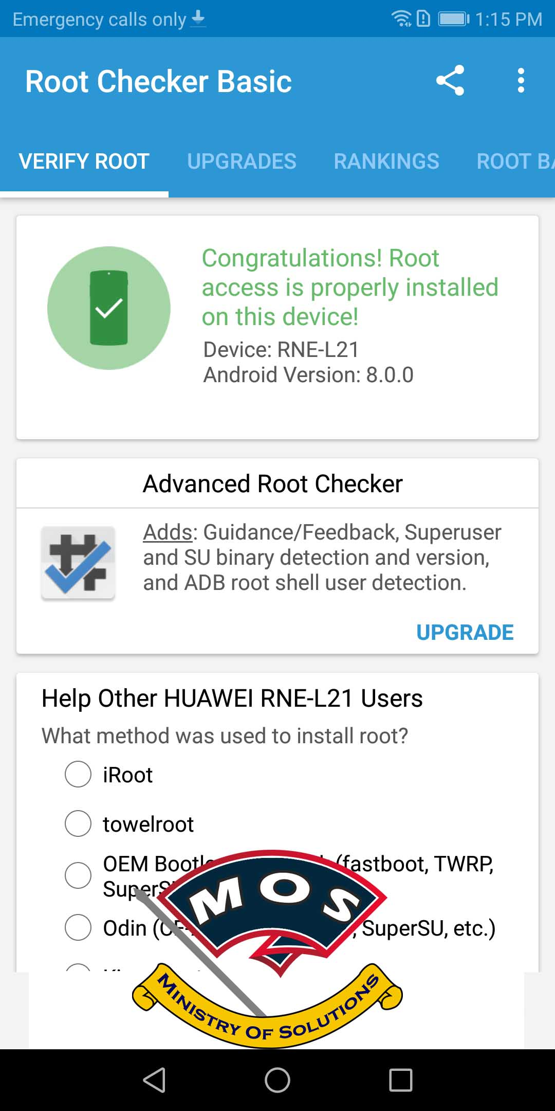 How to Root Huawei Mate 10 Lite Oreo 8 0 - Ministry Of Solutions