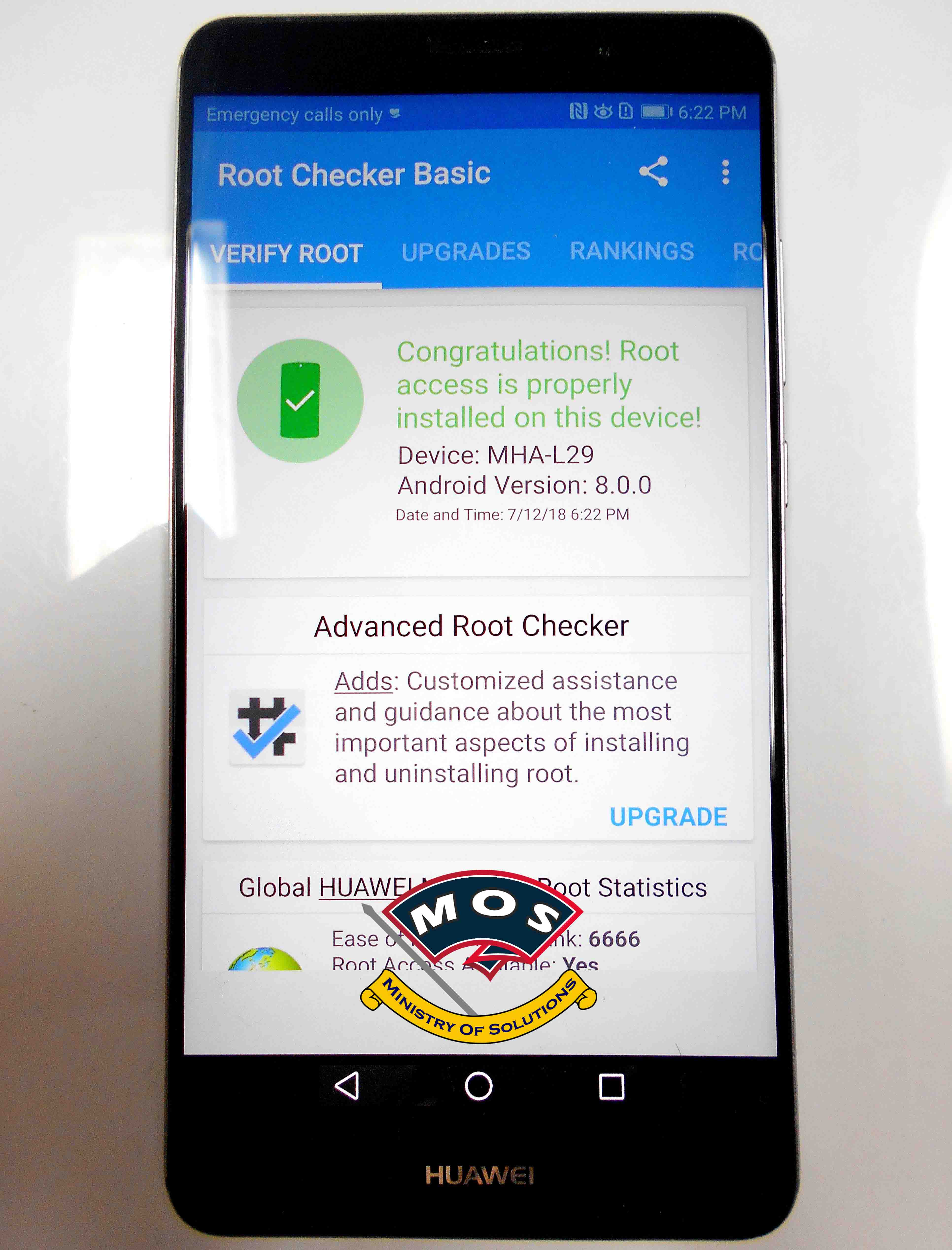Huawei Mate 9 Root For Oreo EMUI 8 - Ministry Of Solutions
