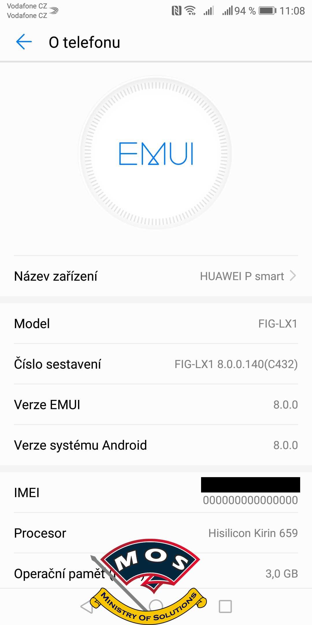 Huawei P Smart Rebrand (Convert Chinese to International