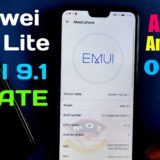 Huawei P Smart TWRP and Root (FIG-LX1/LX2/LX3) - Ministry Of