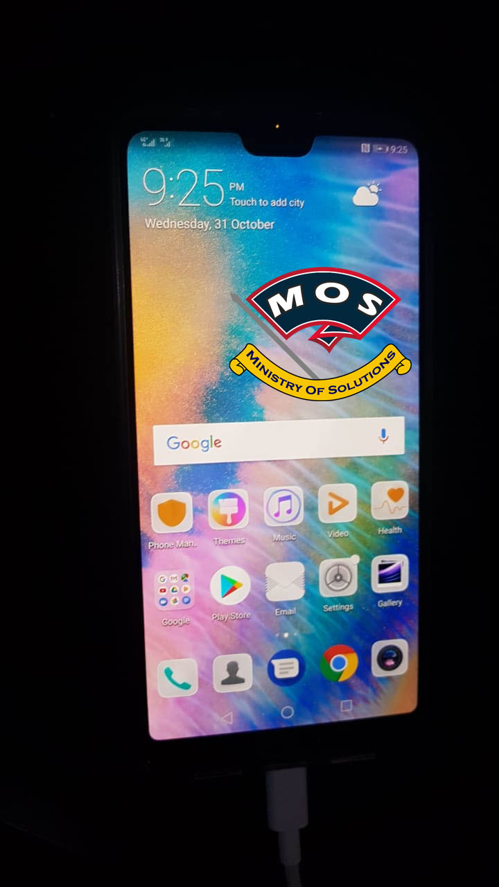 Huawei P20 Pro Demo Remove/Rebrand Service - Ministry Of Solutions