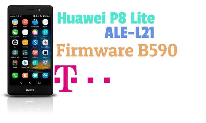 Huawei P8 Lite Ale L21 Firmware B590 Telekom Germany