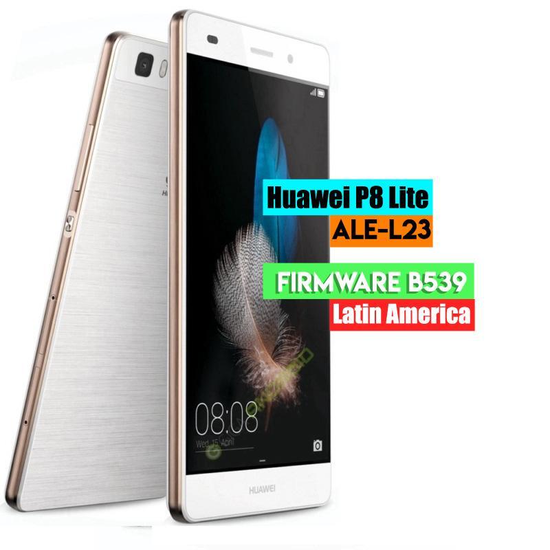 Huawei P8 Lite ALE-L23 Firmware B539 Update (Latin America