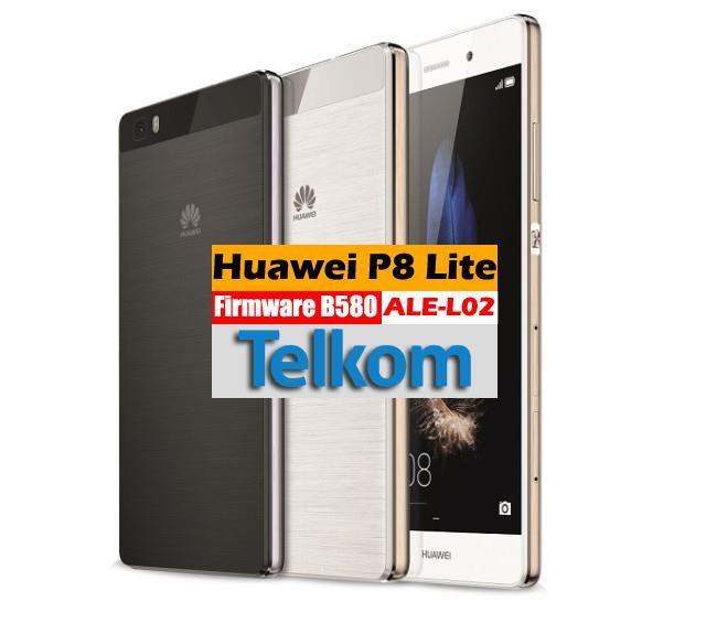 Huawei P8 Lite ALE-L02 Firmware B580 (Telkom South Africa
