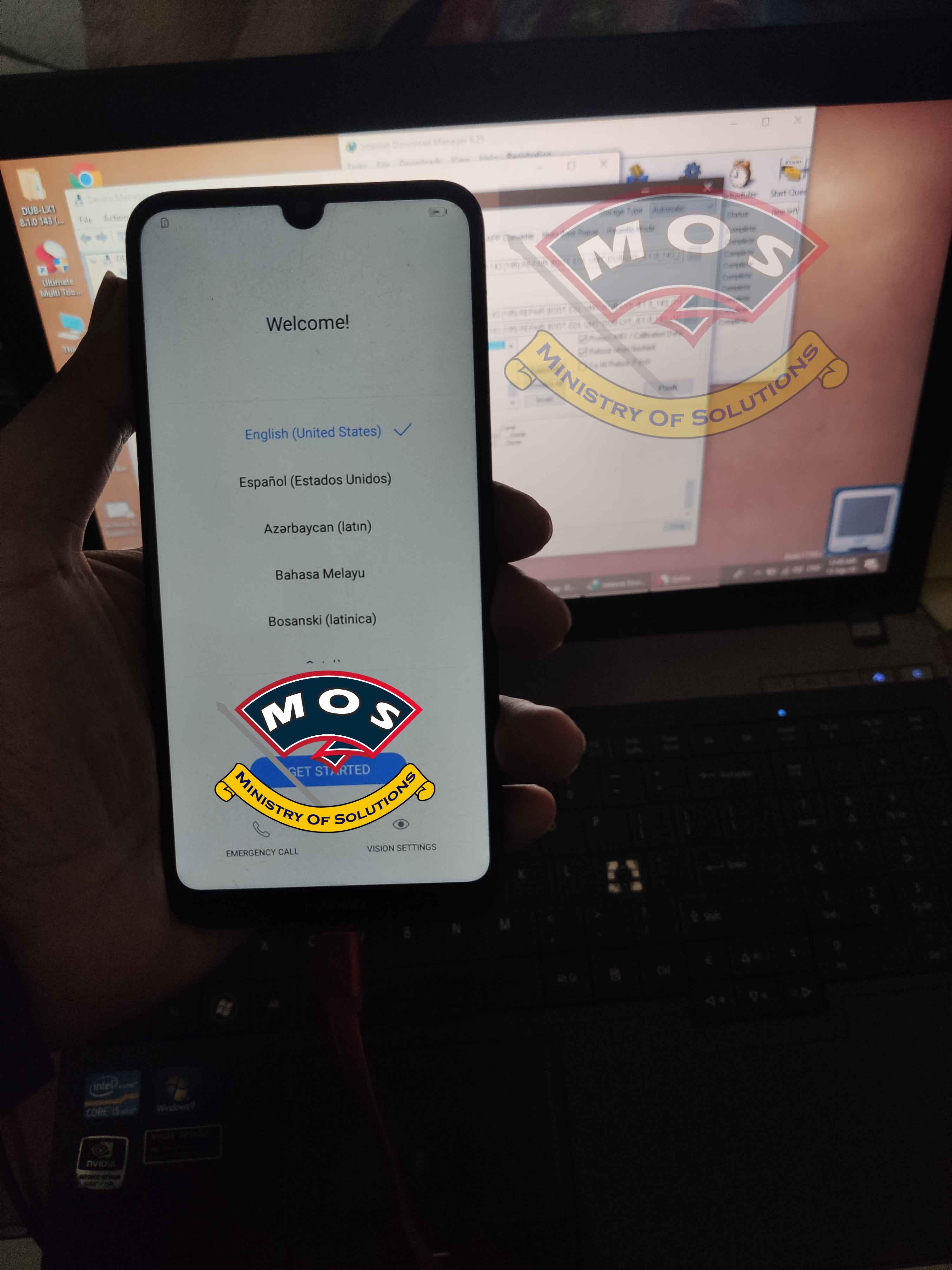 Huawei Y7 Prime 2019 DUB-LX1 Downgrade/Unbrick/Repair EDL
