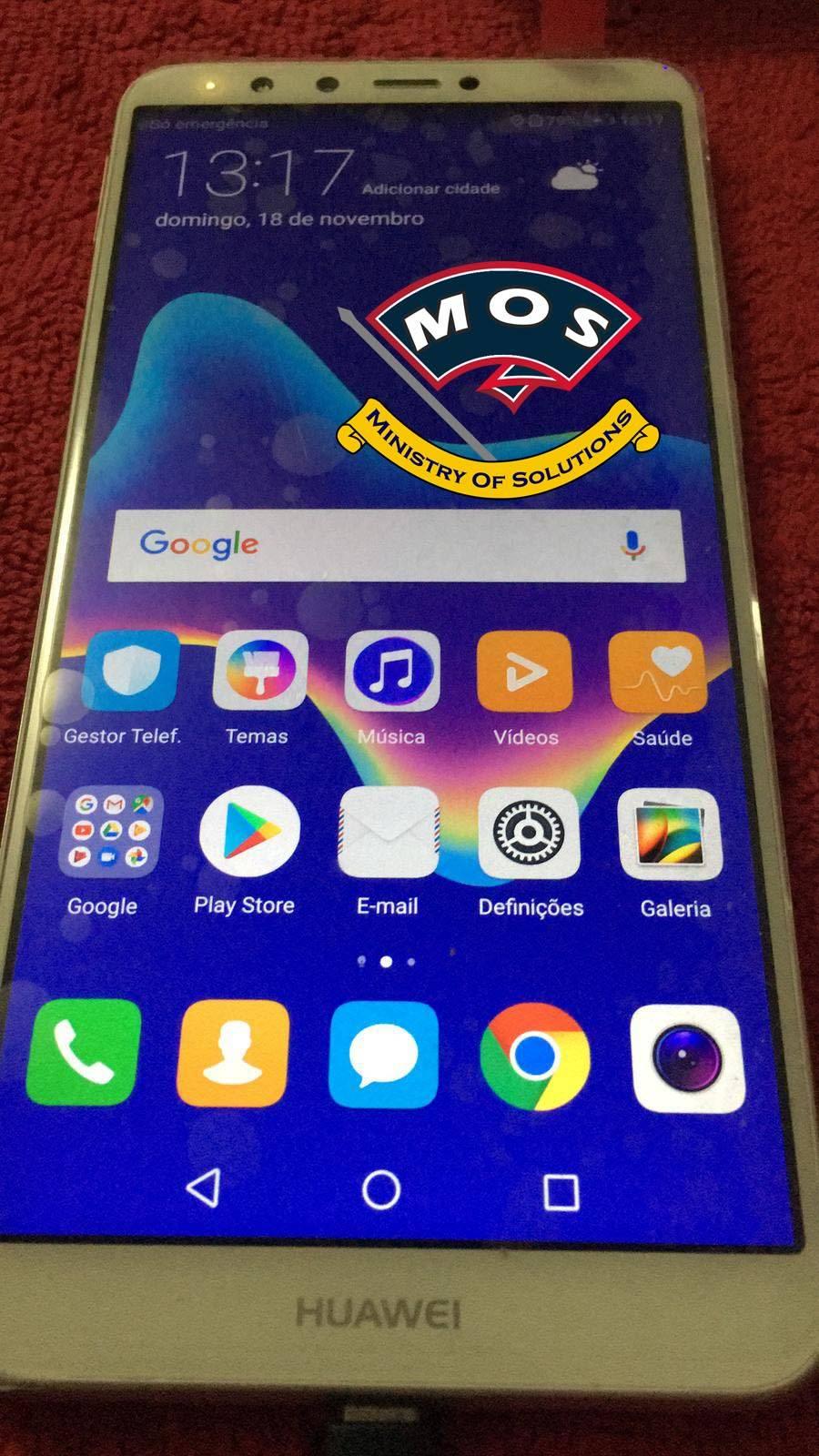 Huawei Y9 2018 FLA-AL00, FLA-AL10, FLA-AL20 Rebrand (Chinese