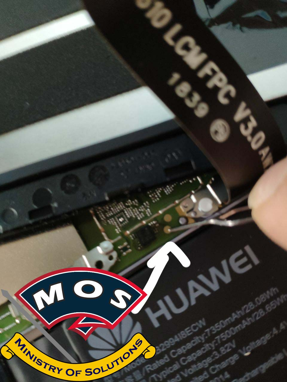 Huawei Mediapad M5 Lite Rebrand Chinese to Global (BAH2-W09