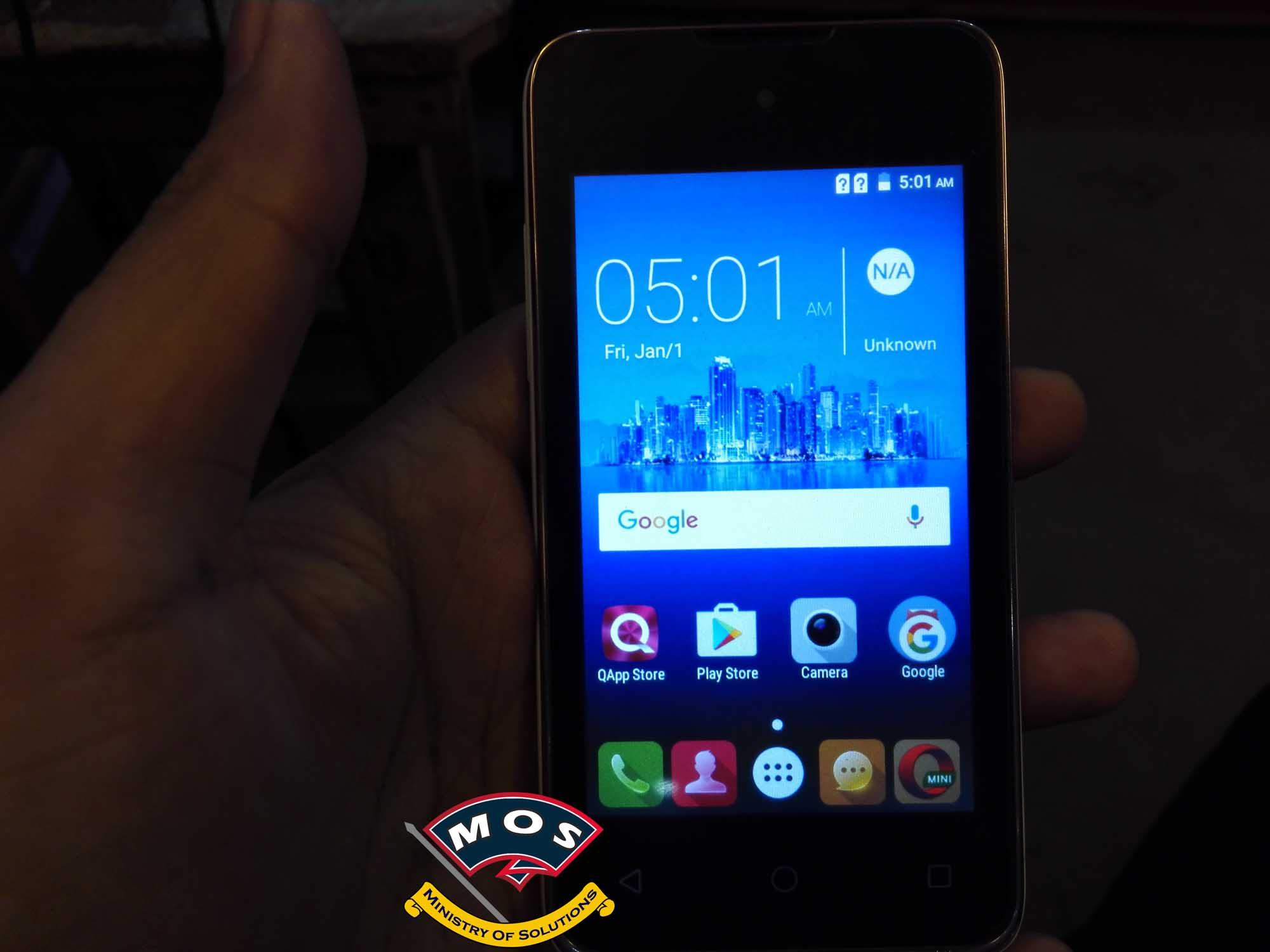 Qmobile X32 Flash File X32_6 0_MRA58K pac - Ministry Of Solutions