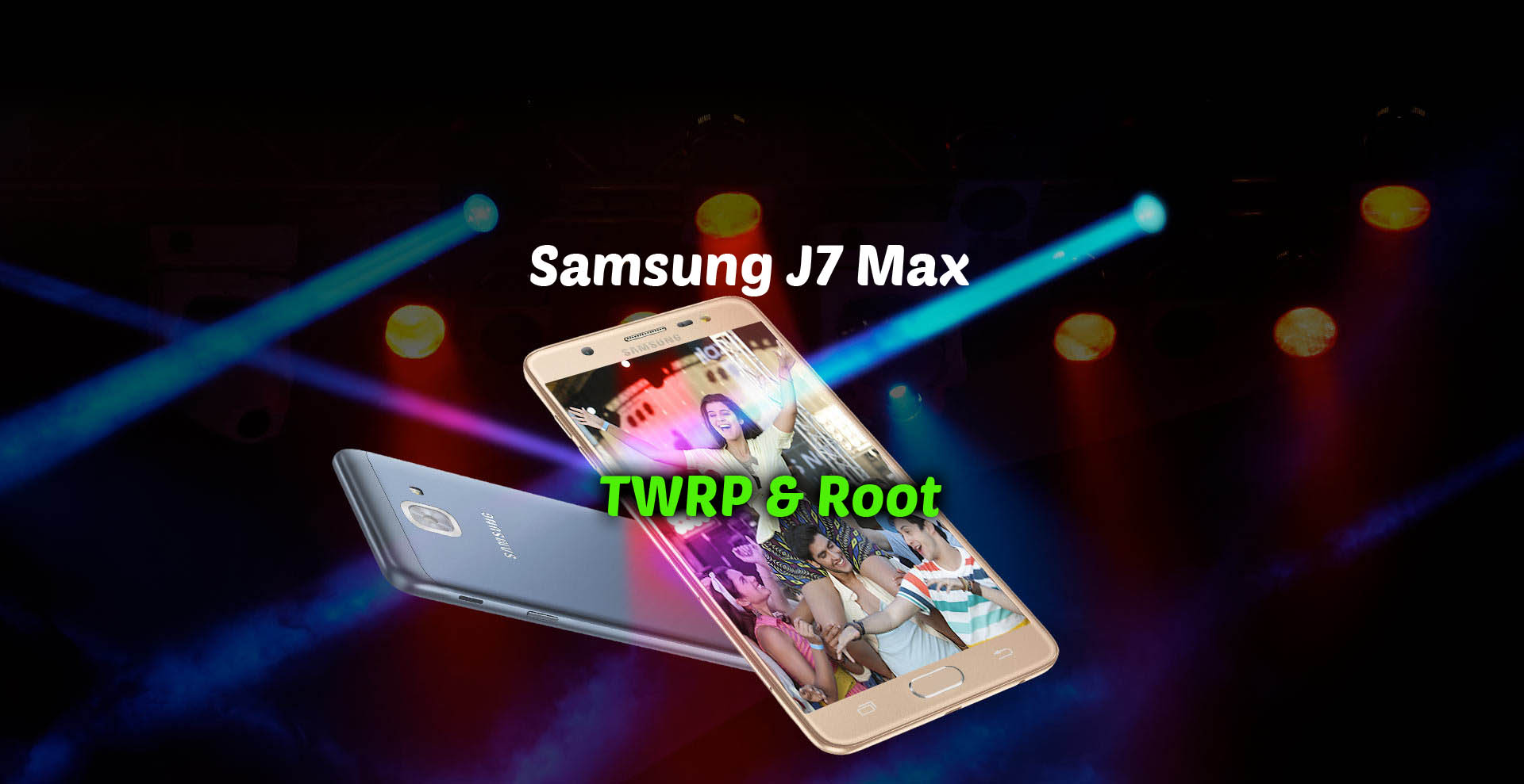 How to Root Samsung J7 Max SM-G615f (TWRP Method) - Ministry Of